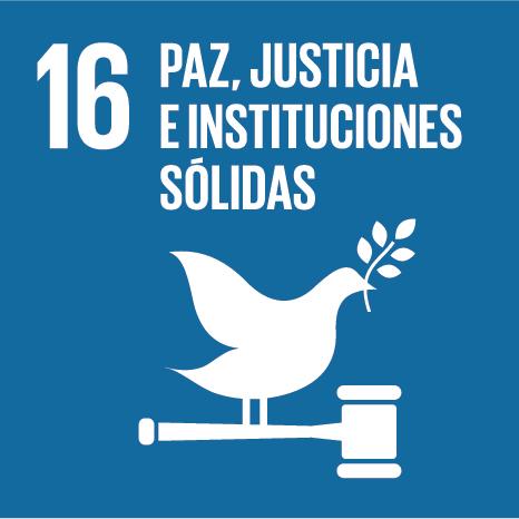 Diseño de un Sistema Nacional de Indicadores para el Objetivo de Desarrollo Sostenible 16 (2016)