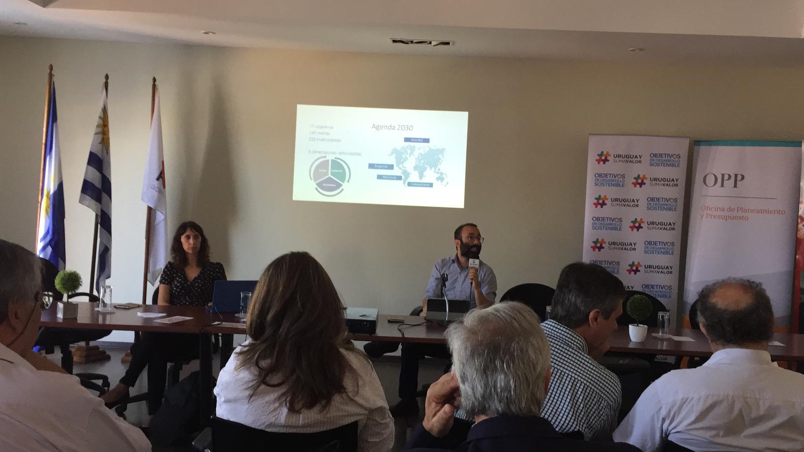 Germán Bidegain / Anahí Alarcón